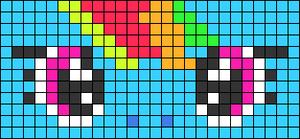 Alpha pattern #56946