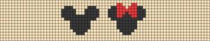 Alpha pattern #56951