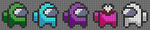 Alpha pattern #56957