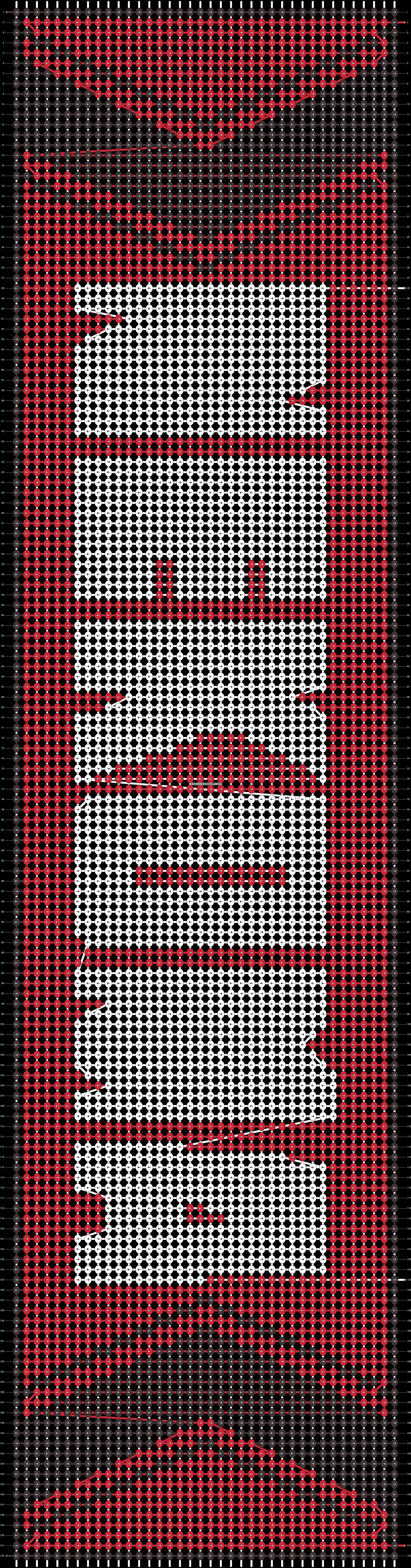 Alpha pattern #56958 pattern