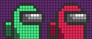 Alpha pattern #56962