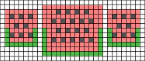 Alpha pattern #56967