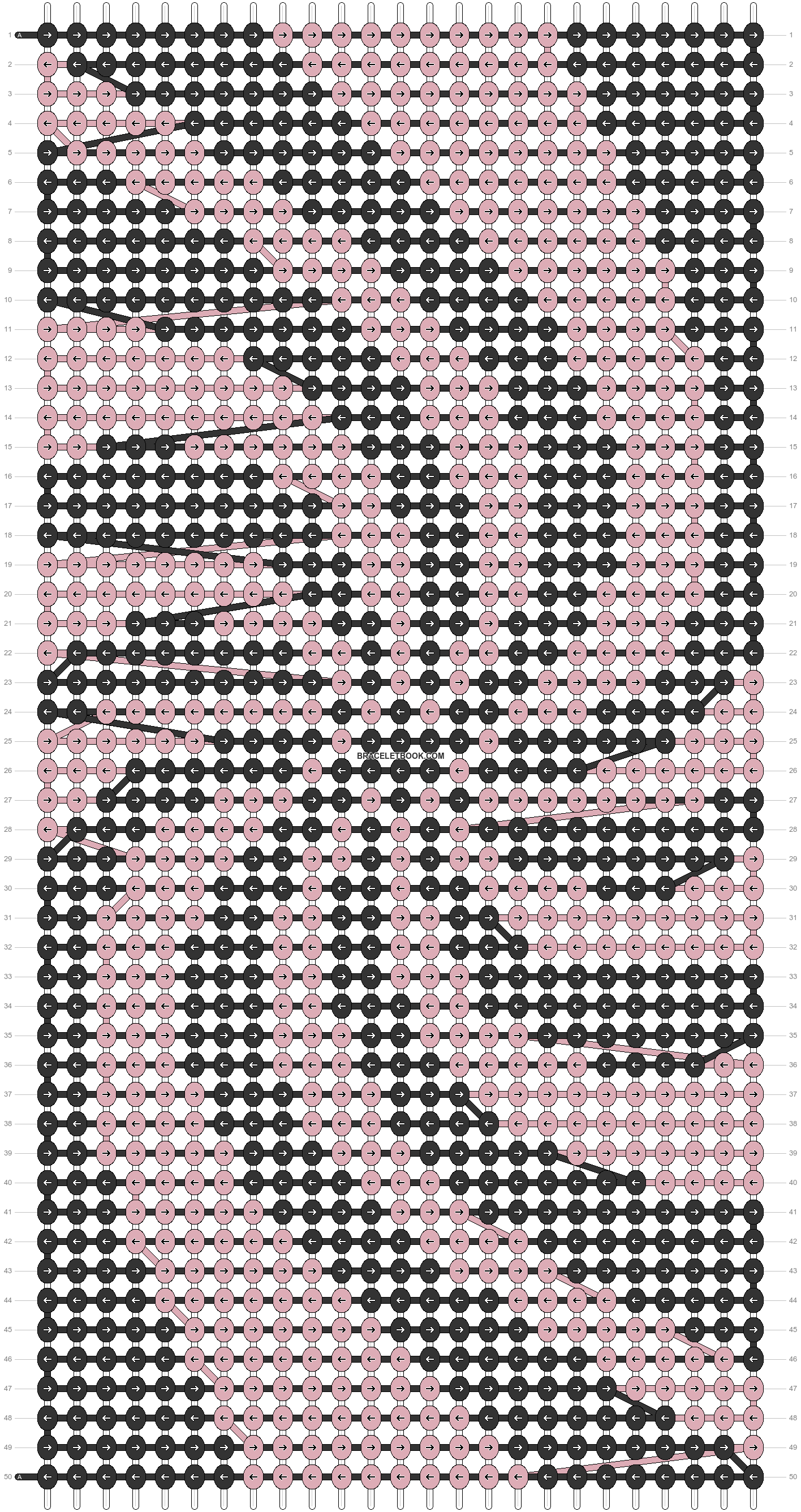 Alpha pattern #56972 pattern
