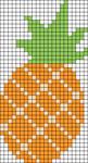 Alpha pattern #56975