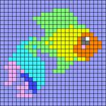 Alpha pattern #56985