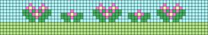Alpha pattern #56988
