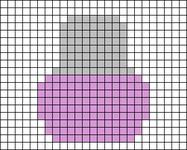 Alpha pattern #56990