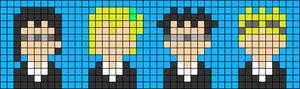 Alpha pattern #56991