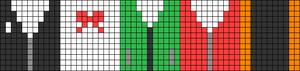 Alpha pattern #56992