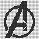 Alpha pattern #56994