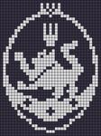 Alpha pattern #56996