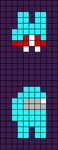 Alpha pattern #57012