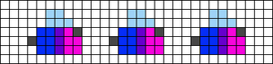 Alpha pattern #57013