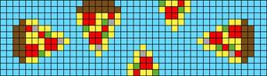Alpha pattern #57022