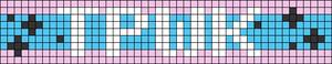 Alpha pattern #57024