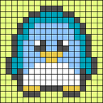 Alpha pattern #57031