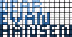 Alpha pattern #57032