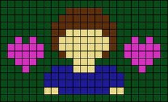 Alpha pattern #57042
