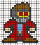 Alpha pattern #57046