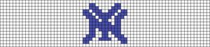 Alpha pattern #57065