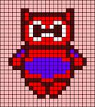 Alpha pattern #57070