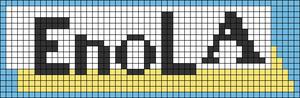Alpha pattern #57076