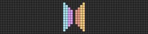 Alpha pattern #57081