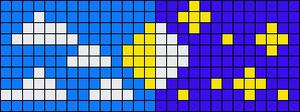 Alpha pattern #57086