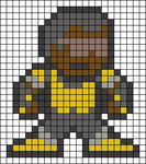 Alpha pattern #57100