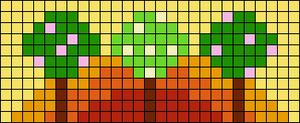 Alpha pattern #57102