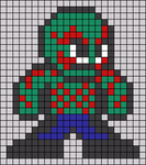 Alpha pattern #57105