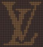 Alpha pattern #57107