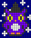 Alpha pattern #57121