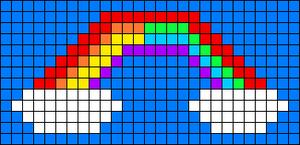 Alpha pattern #57122