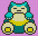 Alpha pattern #57126