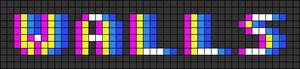 Alpha pattern #57141