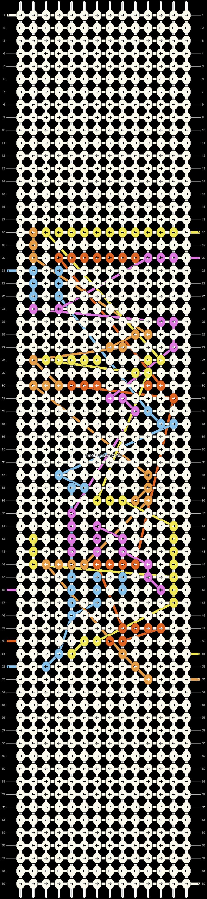 Alpha pattern #57143 pattern