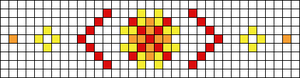Alpha pattern #57148