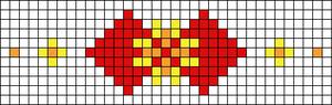 Alpha pattern #57150