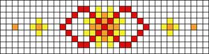 Alpha pattern #57151