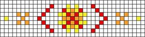 Alpha pattern #57154