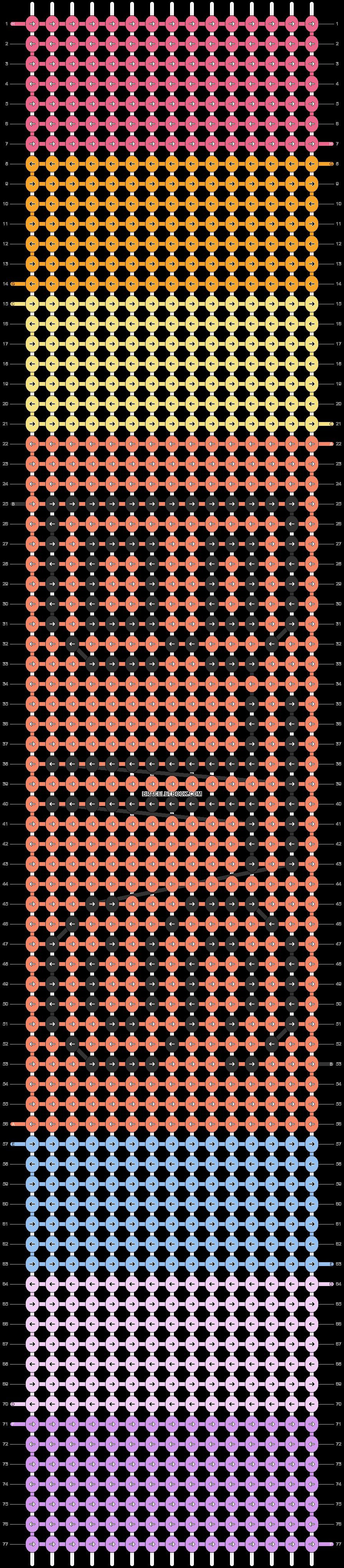 Alpha pattern #57176 pattern