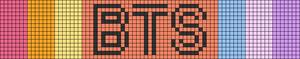 Alpha pattern #57176