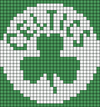 Alpha pattern #57190