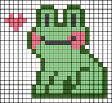 Alpha pattern #57196