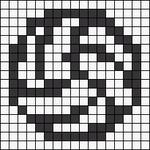 Alpha pattern #57204