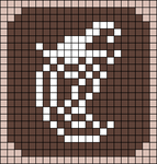 Alpha pattern #57208