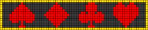 Alpha pattern #57209