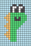 Alpha pattern #57213