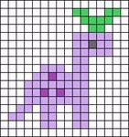 Alpha pattern #57214
